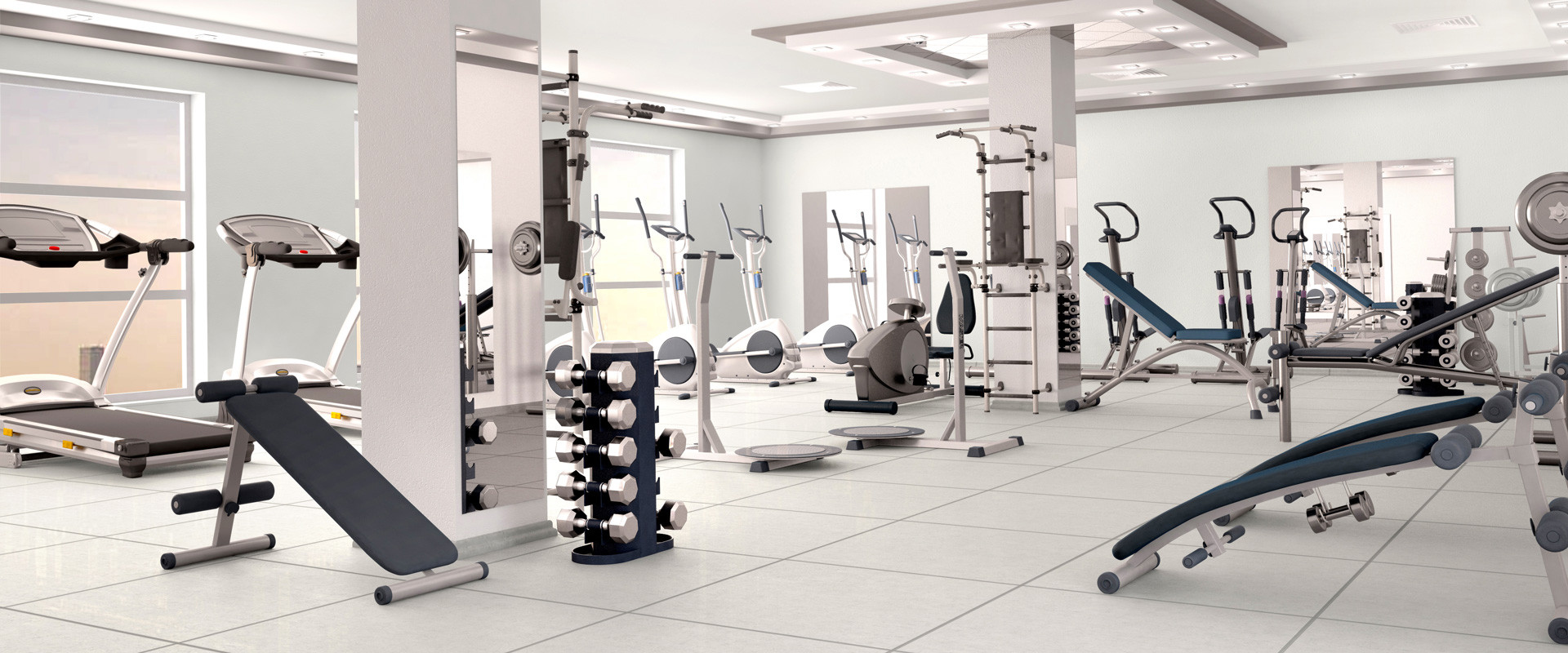 Fitness Centre Cleaning